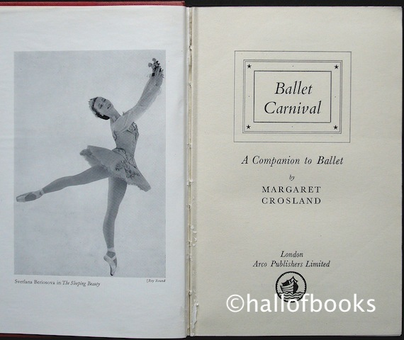 Image for Ballet Carnival: A Companion To Ballet