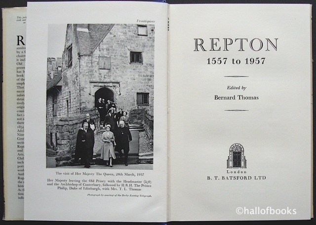 Image for Repton 1557 to 1957