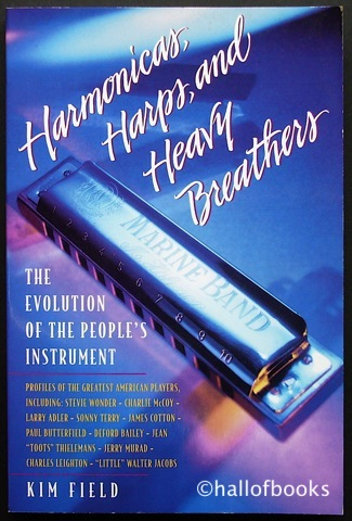 "Image for ""Harmonicas, Harps And Heavy Breathers: The Evolution Of The People's Instrument"""