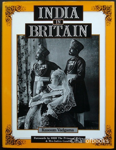 Image for India In Britain: The Indian Contribution To The British Way Of Life