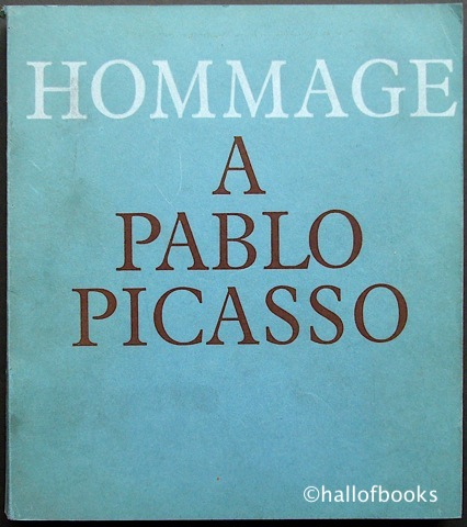 Image for Hommage A Pablo Picasso