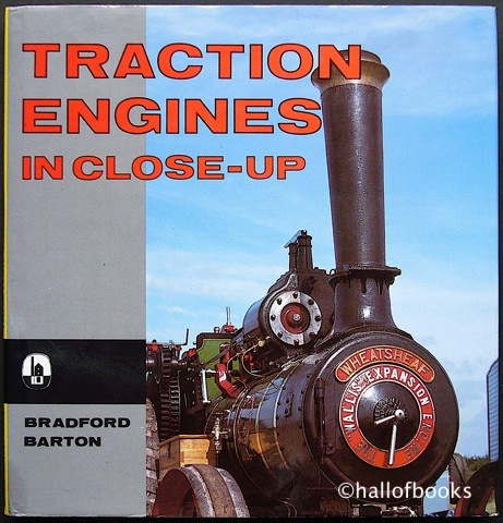 Image for Traction Engines In Close-Up