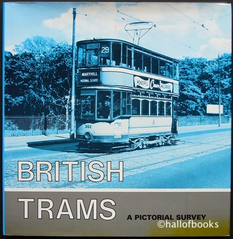 Image for British Trams: A Pictorial Survey