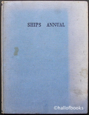 Image for Ships Annual 1957