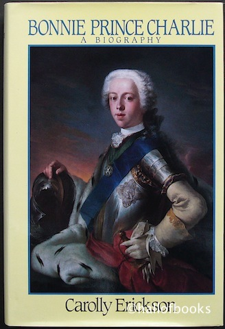 Image for Bonnie Prince Charlie: A Biography