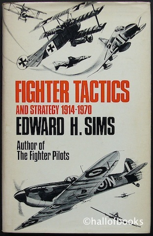 Image for Fighter Tactics And Strategy 1914-1970