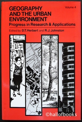 Image for Geography And The Urban Environment: Progress in Research and Applications. Volume IV.