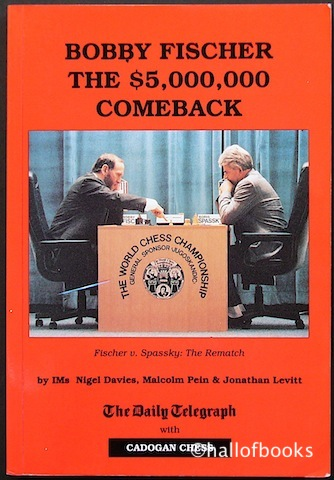 "Image for ""Bobby Fischer: The $5,000,000 Comeback"""