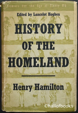 Image for History Of The Homeland: The Story of the British Background