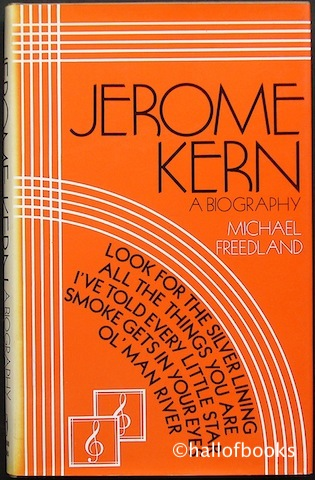 Image for Jerome Kern: A Biography