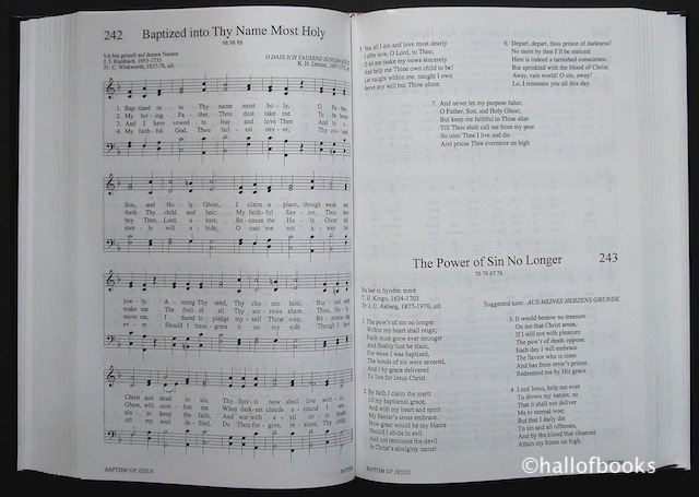 Image for Evangelical Lutheran Hymnary