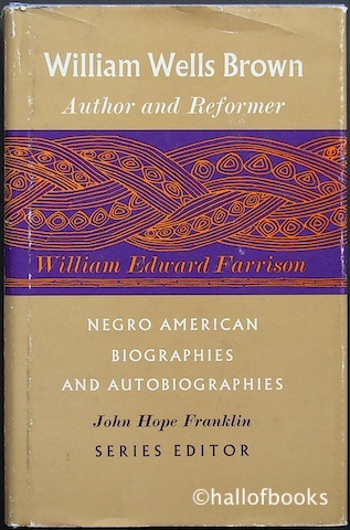Image for William Wells Brown: Author & Reformer