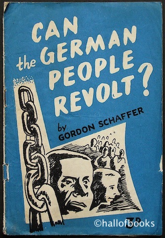 Image for Can the German People Revolt?