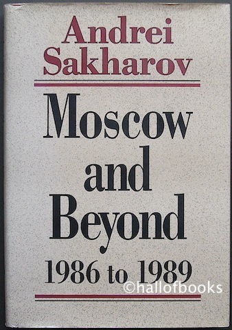 Image for Moscow and Beyond 1986 to 1989