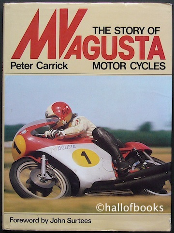 Image for The Story Of MV Agusta Motor Cycles