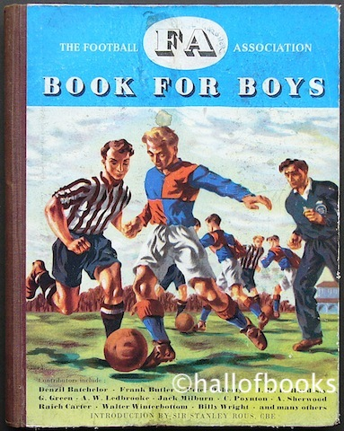Image for The Football Association Book for Boys 1950-51