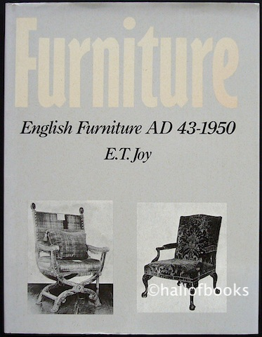 Image for Furniture: English Furniture AD 43-1950