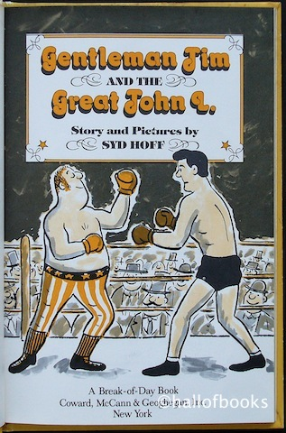 Image for Gentleman Jim and the Great John L.