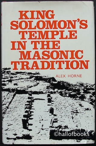 Image for King Solomon's Temple In The Masonic Tradition