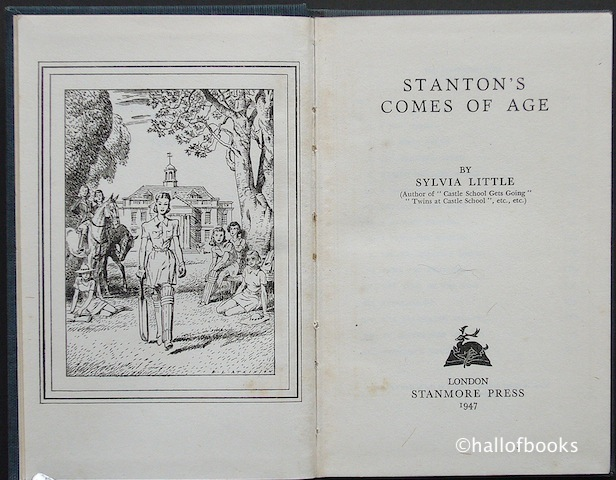 Image for Stanton's Comes Of Age
