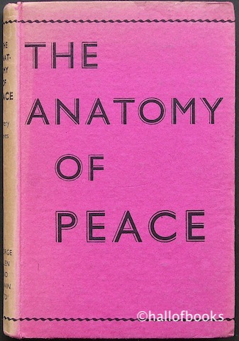 Image for The Anatomy Of Peace