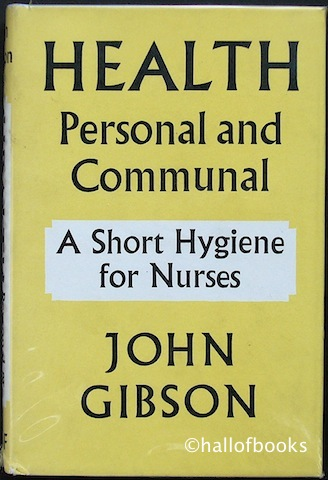 Image for Health Personal and Communal: A Short Hygiene for Nurses
