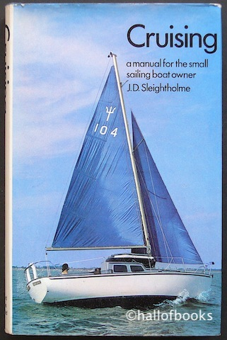 Image for Cruising: a manual for the small sailing boat owner