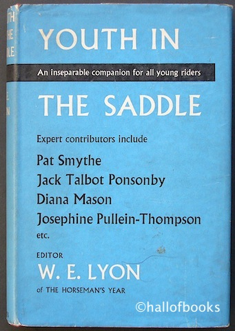 Image for Youth In The Saddle; AN inseperable companion for all young riders