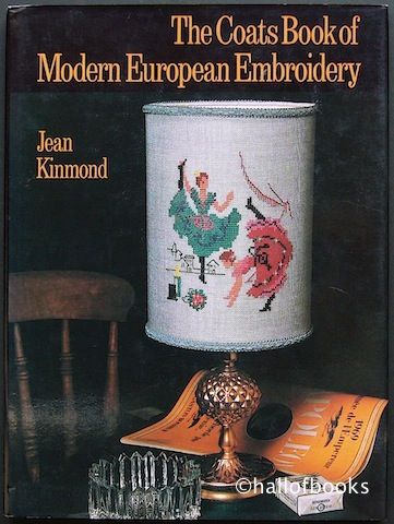 Image for The Coats Book Of Modern European Embroidery