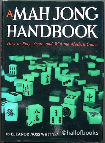 "Image for ""A Mah Jong Handbook: How To Play, Score, and Win the Modern Game"""