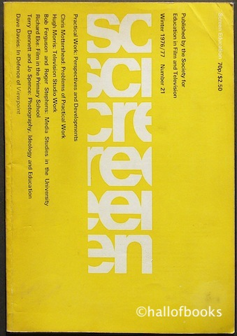 Image for Screen Education Winter 1976/77 Number 21