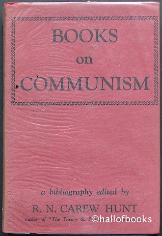 Image for Books on Communism: A Bibliography