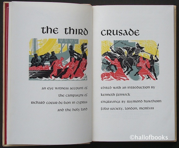 Image for The Third Crusade: an eye witness account of the campaigns of Richard Coeur-de-Lion in Cyprus and the Holy Land