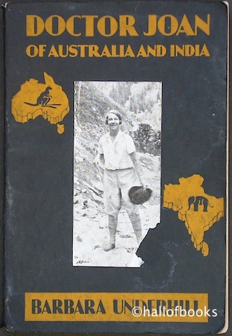 Image for Doctor Joan of Australia and India