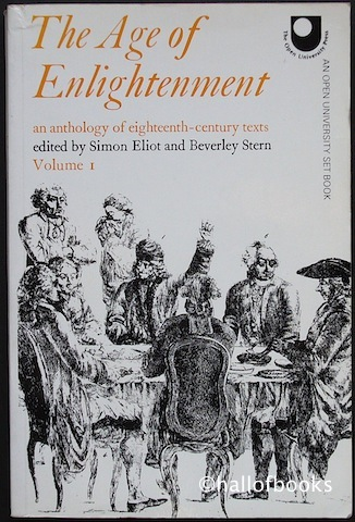 Image for The Age of Enlightenment Volumes 1 and 2: an anthology of eighteenth century texts.