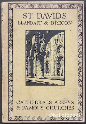 Image for St. David's, Llandaff and Brecon: Cathedrals, Abbeys and Famous Churches