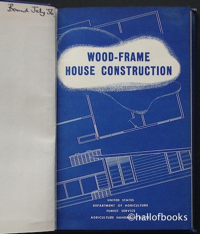 Image for Wood-Frame House Construction