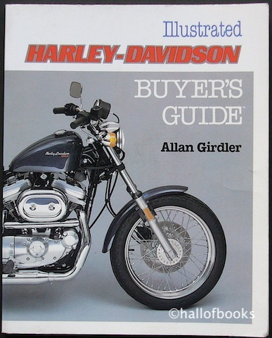 Image for Illustrated Harley-Davidson Buyer's Guide