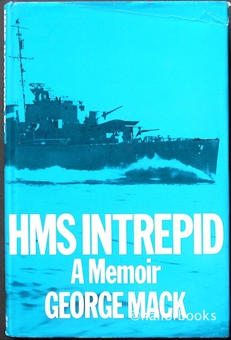 Image for HMS Intrepid: A Memoir