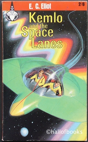 Image for Kemlo and the Space Lanes