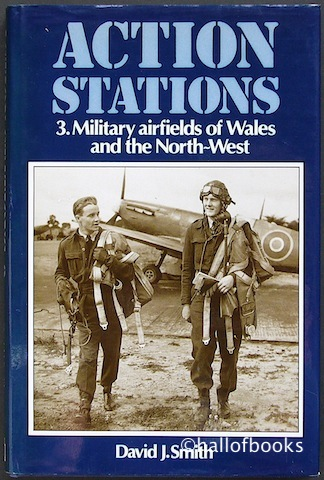 Image for Action Stations 3. Military airfields of Wales and the North-West