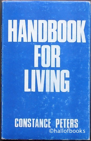 Image for Handbook For Living