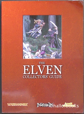Image for The Elven Collector's Guide