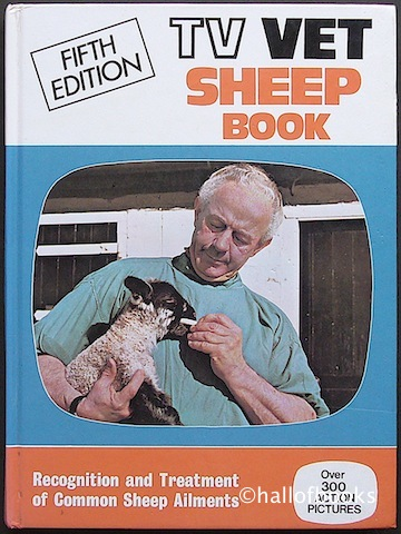 Image for The TV Vet Sheep Book: Recognition and Treatment of Common Sheep Ailments
