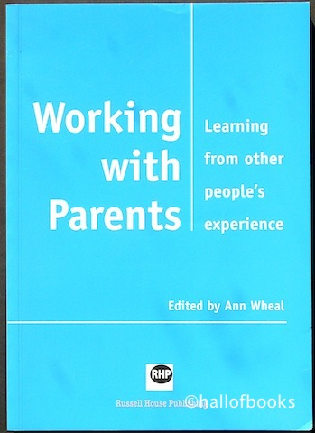 Image for Working With Parents: Learning From Other People's Experience