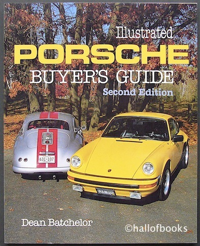 Image for Illustrated Porsche Buyer's Guide