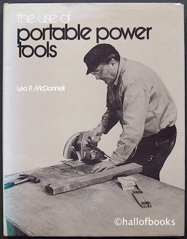 Image for The Use Of Portable Power Tools