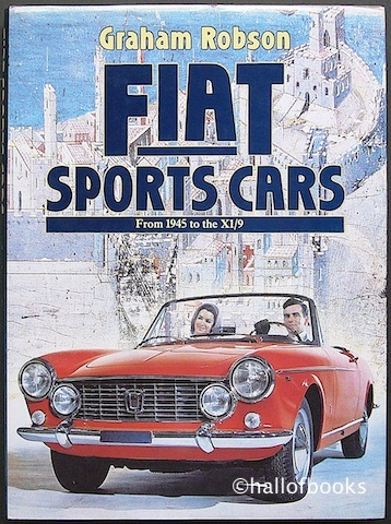 Image for Fiat Sportscars From 1945 to X1/9