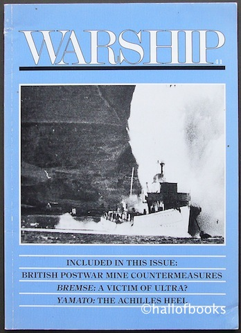 "Image for ""Warship: Volume 41, January 1987"""