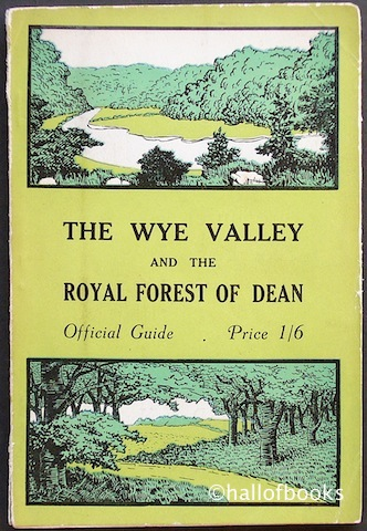 Image for The Wye Valley and the Royal Forect of Dean: Official Guide
